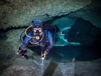 kurs jaskiniowy Technical Cave Diver